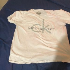 Calvin Klein ™ White Tee (14-16)
